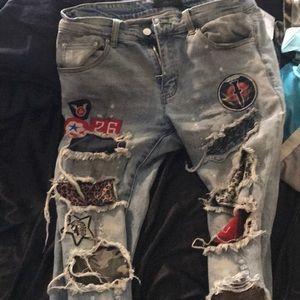 Mike amiri jeans
